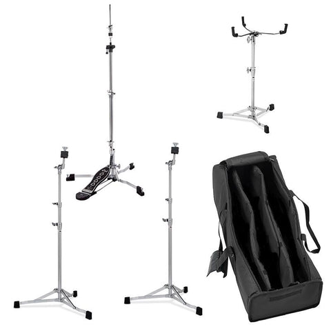 DW Drums 6000 Series Ultralight Hardware pack | BW Drum Shop