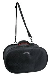 This is a picture of the GEWA Gig Bag For Bongo SPS 48x26x21 Cm available to buy from BW Drum Shop Northampton.