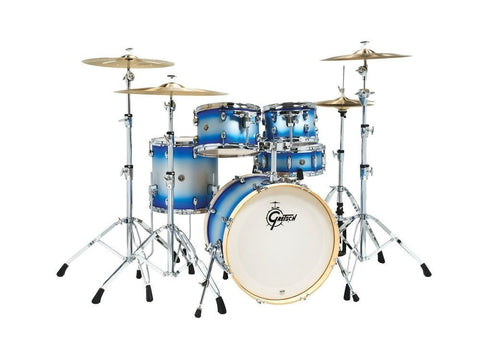 Gretsch Catalina CS1-J405-BSD Birch 20'' Fusion 5pc Blue Silver Duco Drum Kit