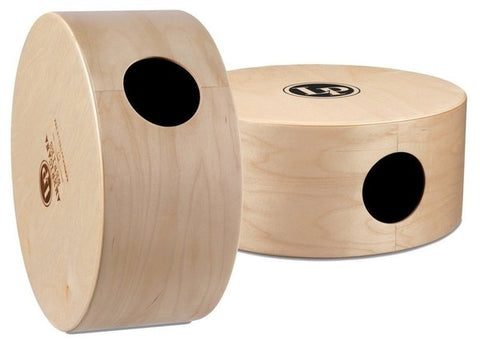 "Latin Percussion 12"" LP1412S Americana 2-Voice Snare Cajon"