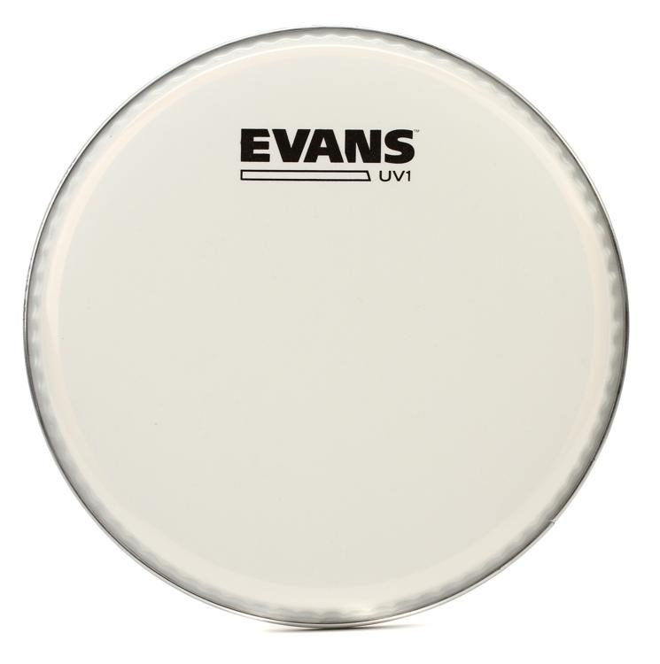 Evans UV1 Coated Drum Head, 14 Inch (Tom or Snare)