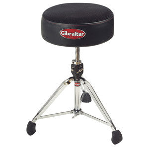 This is a picture of a GIBRALTAR 9000 Series Softy Throne Round Seat