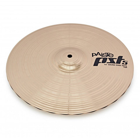 "Paiste PST 5 Series 14"" Sound Edge Hi-Hats PST5NSEH14"