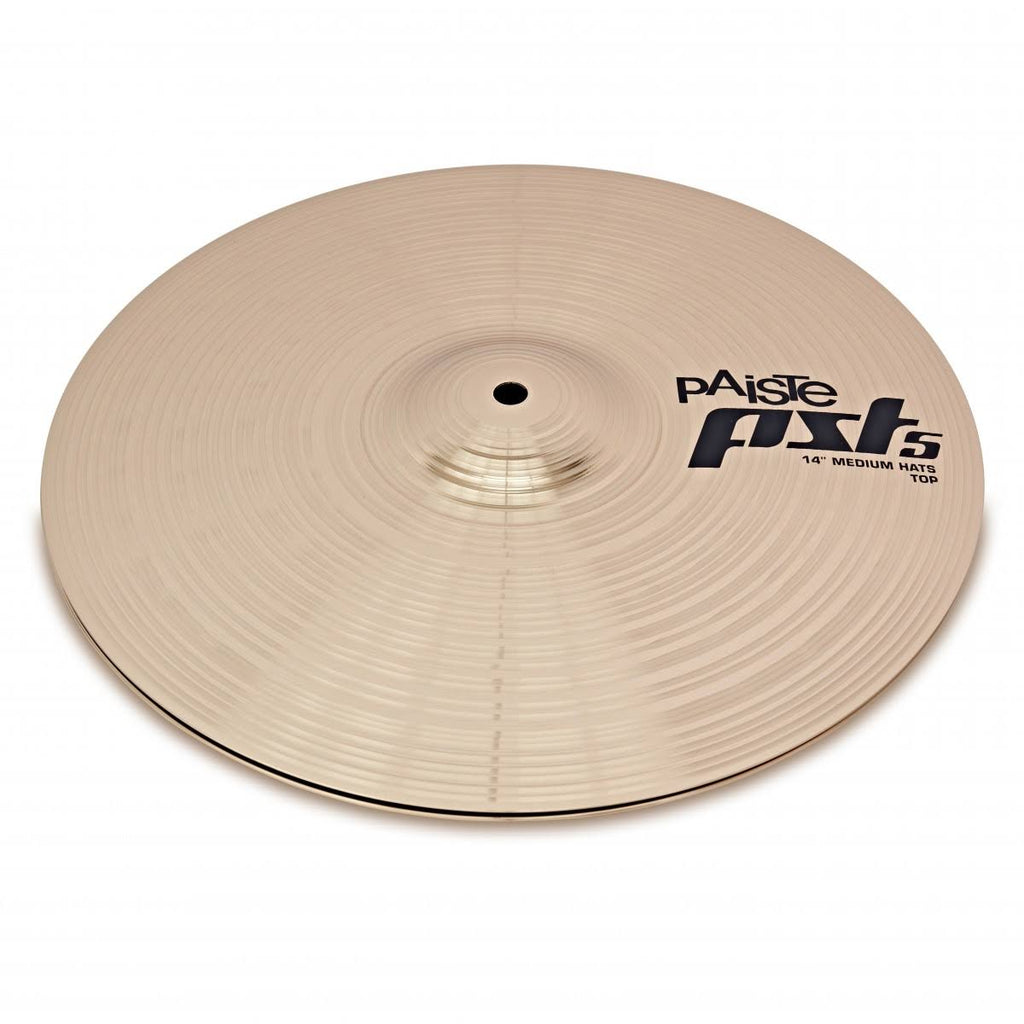 "Paiste PST 5 Series 14"" Medium Hi-Hats PST5NMHH14"