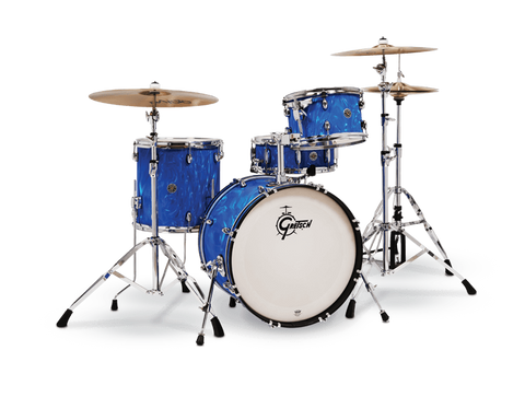 "Gretsch Blue Flame Catalina Club 20"" Drum Kit - Shell Pack"
