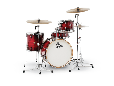 "This is a picture of a Gretsch Catalina Club 18"" Jazz Drum Kit (Shell Pack)"