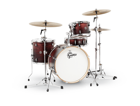 "Gretsch Catalina Club Satin Antique Fade 20"" Drum Kit - Shell Pack"