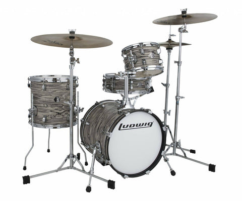Ludwig Breakbeats Questlove Shell Pack, Sahara Swirl LC179X017