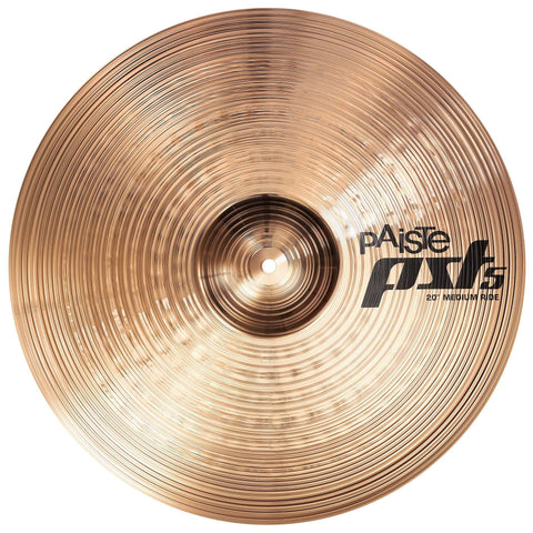 "Paiste PST 5 Series 20"" Rock Ride Cymbal PST5NRRD20"