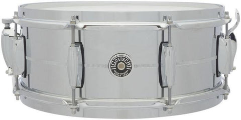 "This is a picture of a GRETSCH USA Brooklyn Snare Drum COS 10"" x 5"""