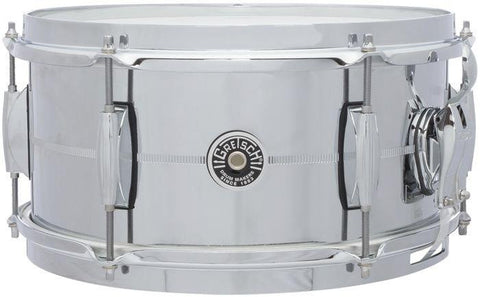 "This is a picture of a GRETSCH USA Brooklyn Snare Drum COS 13"" x 7"""