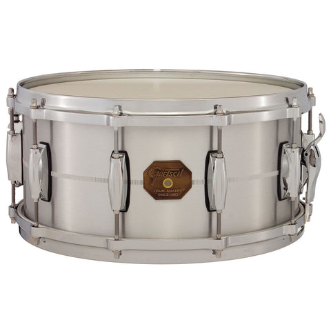 "This is a picture of a GRETSCH USA G4000 Snare Drum 14"" x 6.5"" COB"