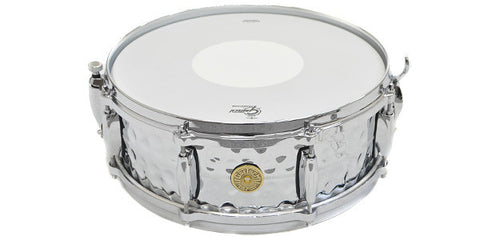 "This is a picture of a GRETSCH USA G4000 Snare Drum 14"" x 5"" Hammered COB"