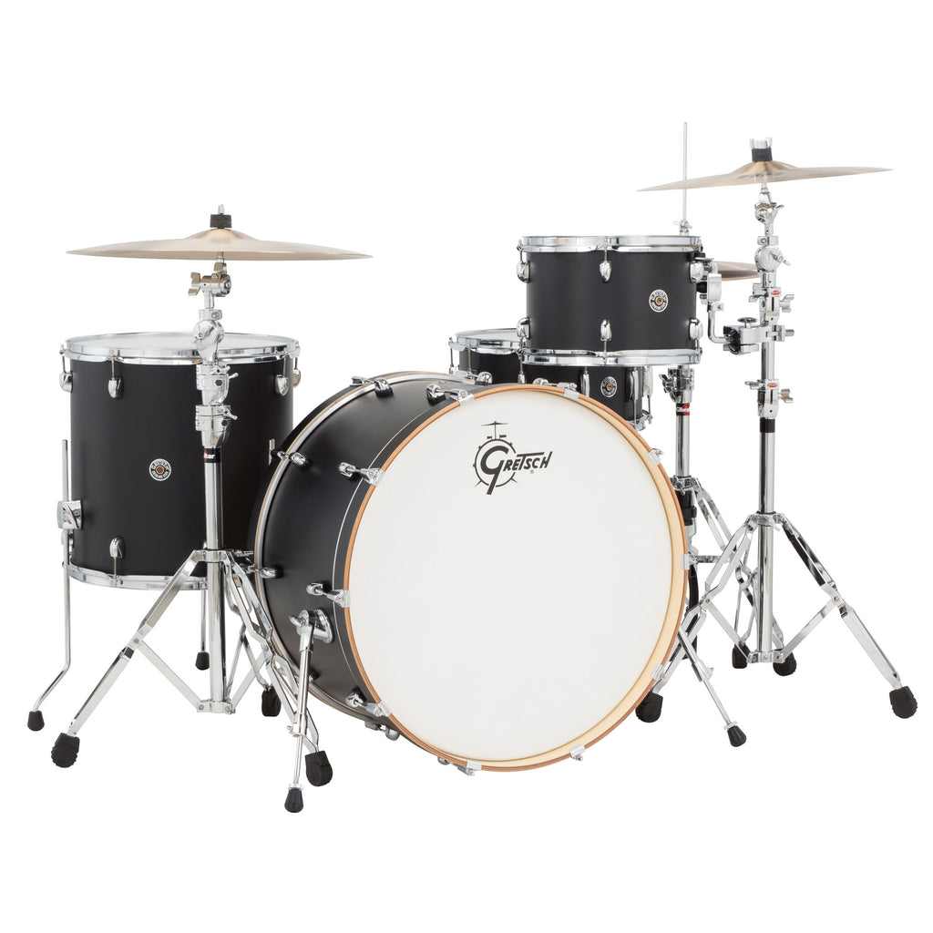 "This is a picture of a Gretsch Catalina Club 24"" Rock Drum Kit (Shell Pack)"