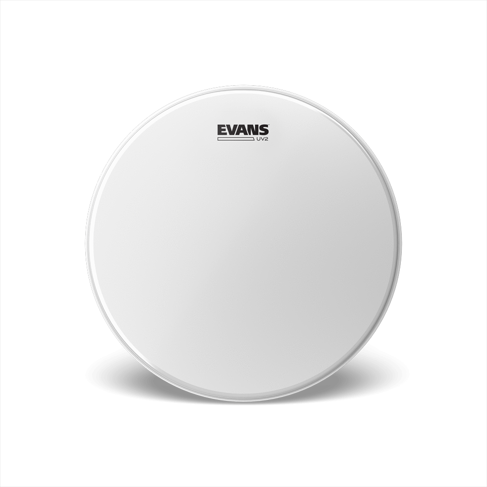 Evans UV2 Coated Drum Head, 12 Inch (Tom or Snare)