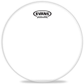 Evans Clear 200 Snare Side Drum Head 10"