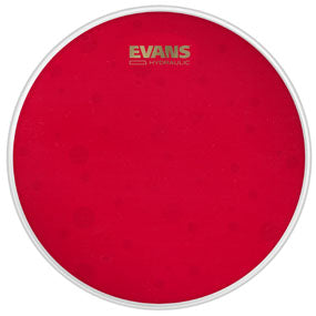"Evans 14"" Hydraulic Red Coated Snare Drum  Head"