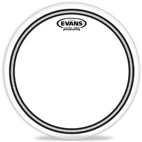 This is a picture of a Evans EC Resonant Drum Head 16""