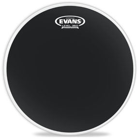Evans Hydraulic Black Drum Head 14"