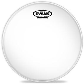 Evans Hydraulic Glass Drum Head 6"
