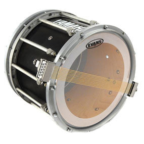 Evans MS3 Clear Marching Snare Side Drum Head 14"