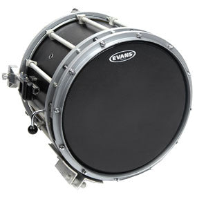 Evans Hybrid, S Black Marching Snare Drum Head 13"