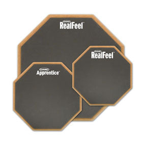 This is a picture of a RealFeel by Evans Apprentice Pad Stand