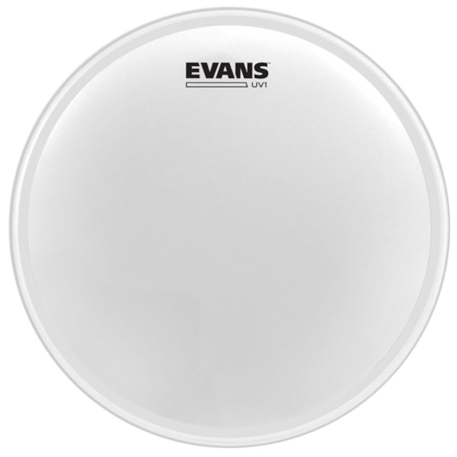 Evans UV1 Coated Drum Head, 8 Inch