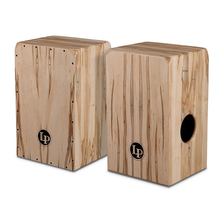 This is a picture of a Cajon LP Americana Ambrosia Maple,