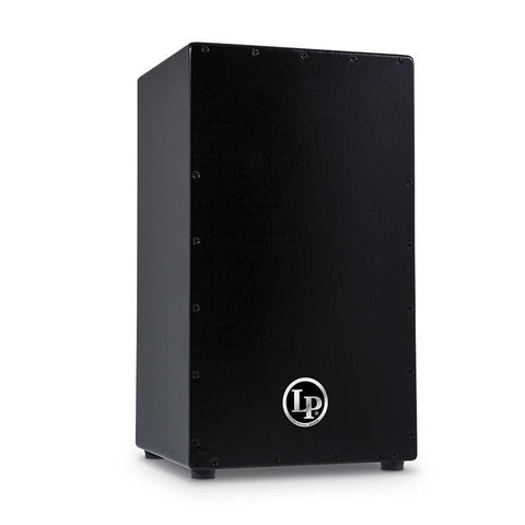 This is a picture of a LP Black Box Cajon  USA