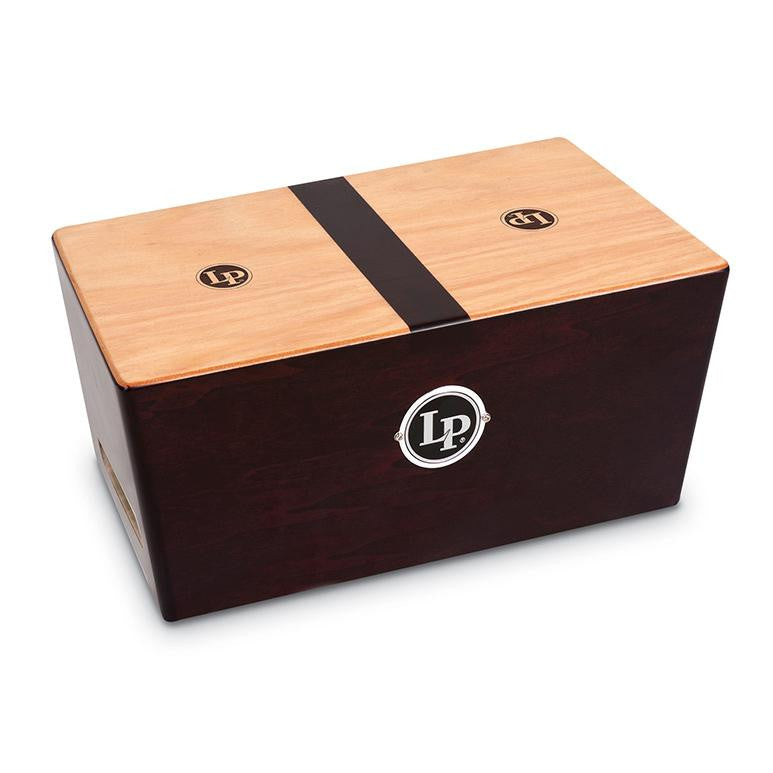 This is a picture of a LP Bongo Cajon