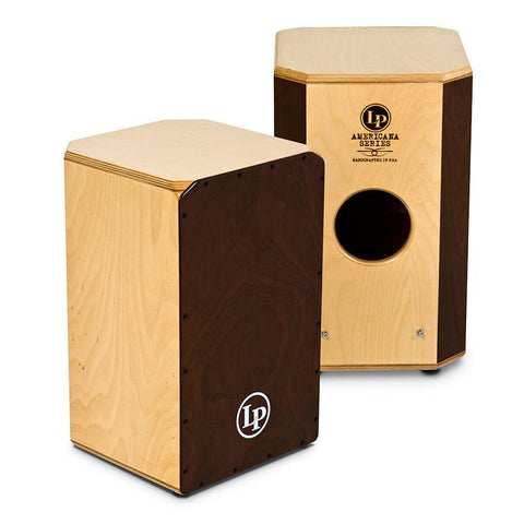 This is a picture of a LP Americana Wood Cajon String