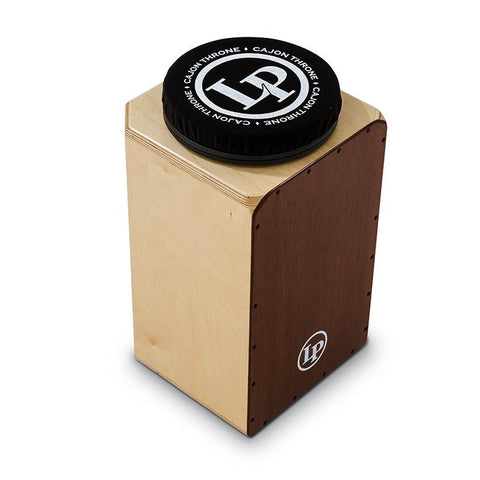 This is a picture of a LP Cajon Throne