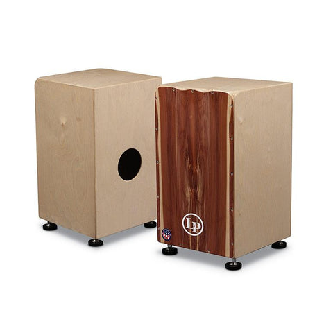This is a picture of a Cajon Americana Flamenco Exotic Cedar Wire,