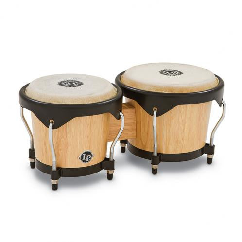 This is a picture of some LP City Bongos Natural