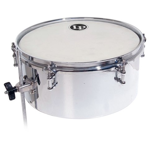 This is a picture of a LP Timbals Drum Set Timbales, 12""
