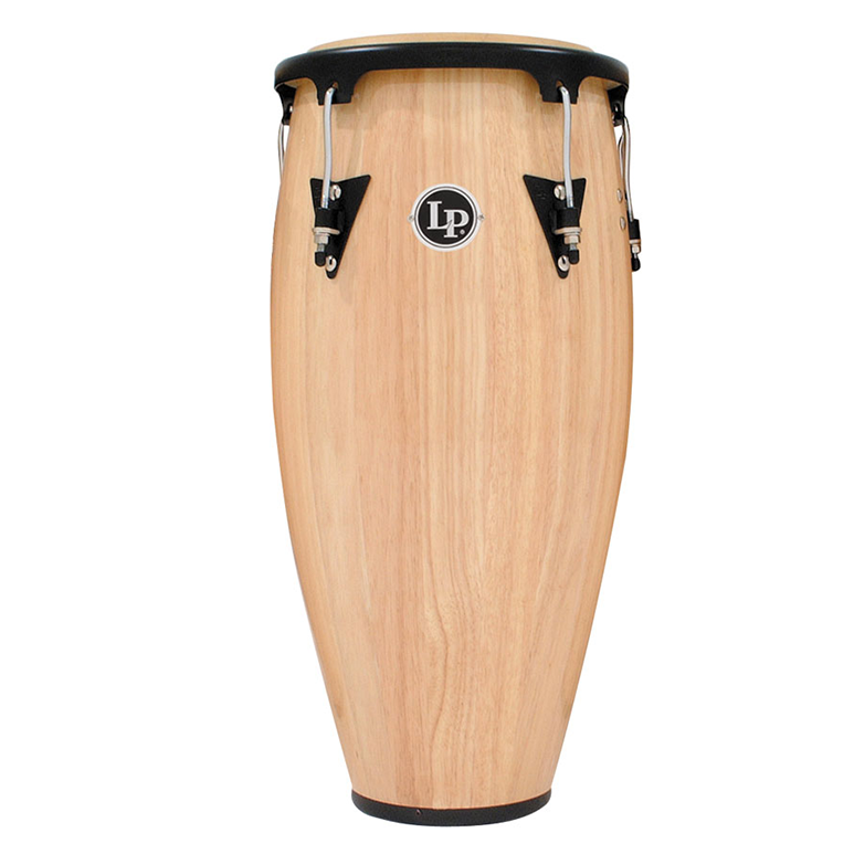 This is a picture of a LP Aspire Wood 11'' Conga Natural
