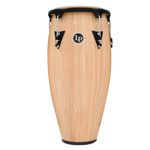 This is a picture of a LP Aspire Wood 12'' Tumba Natural