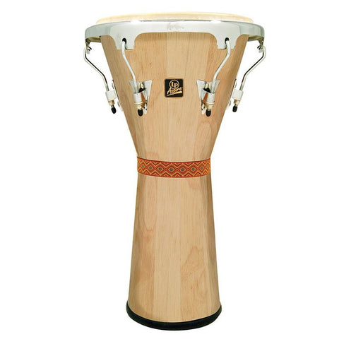 This is a picture of a LP Aspire Tunable Djembe, 12 1/2-Inch