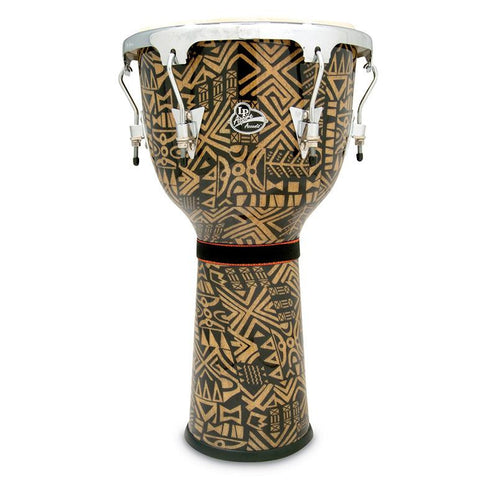 This is a picture of a LP Aspire Accent Djembe, 12 1/2-Inch, Serengeti