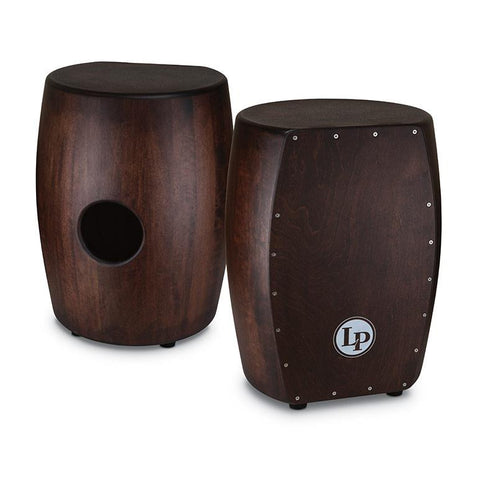 This is a picture of a Cajon Matador Stave Tumba, Mahagony Stain