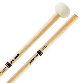 This is a picture of a ProMark OBD3 Bass Drum Mallets