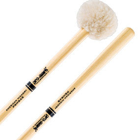 This is a picture of a ProMark PSMB4S Performer Series Soft Bass Drum Mallet