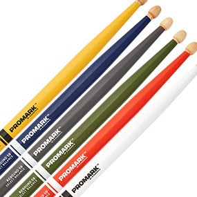 Promark Classic 5A Yellow Drumsticks TX5AW-YELLOW
