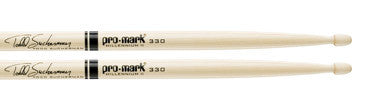 This is a picture of a ProMark Maple SD330 Todd Sucherman Wood Tip Drum Sticks