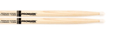 This is a picture of a ProMark Hickory 2BX Dave Lombardo Nylon Tip Drum Sticks