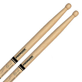 This is a picture of a ProMark BYOS Marching Drum Sticks