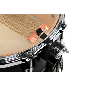 This is a picture of a PureSound Custom Pro Brass Snare Wire 20 Strand 13 Inch