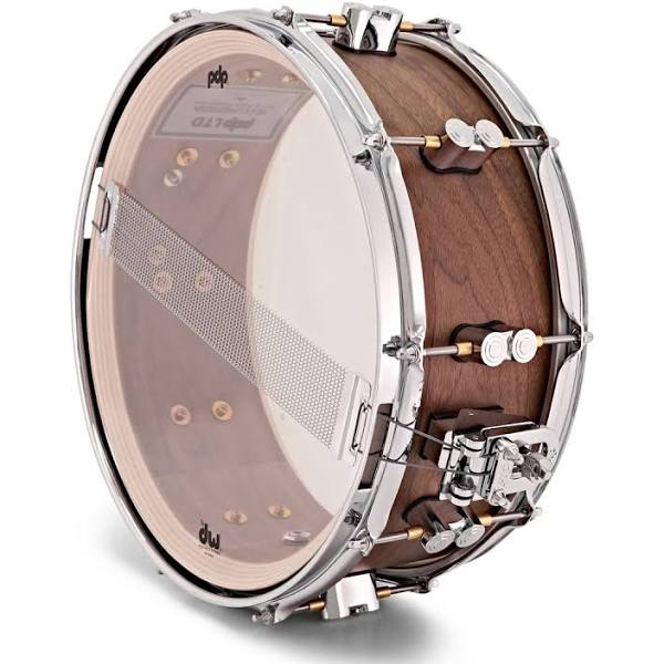 "PDP BY DW LTD Edition Maple/Walnut Snare Drum 14"" x 5.5"""