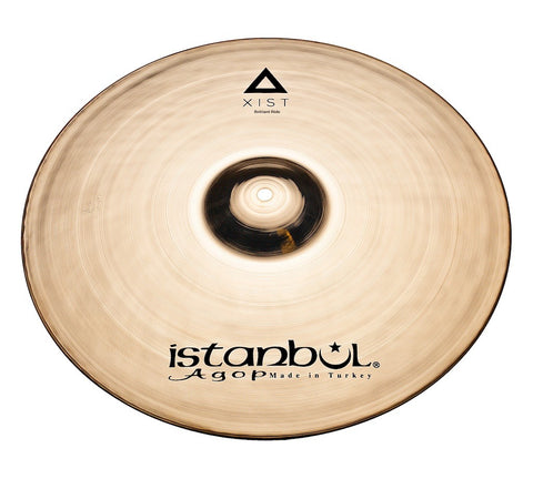 Istanbul Agop 24″ Xist Brilliant IXBR24 Ride Cymbal